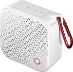 Haut-parleur Hama Bluetooth ® « Pocket 2.0 », étanche, 3,5 W, blanc