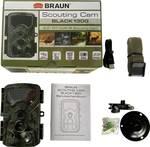 Caméra de couleur marron pour la faune Cam Black1300