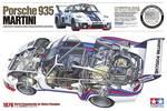 Porsche 935 Martini avec PE