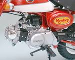 1:6 Honda Monkey 2000 anniversaire