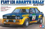 Fiat 131 Abarth Rally Olio 1:20