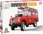 Camion Land Rover Fire 1:24