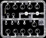 1:24 Scania R730 V8 noir Amber
