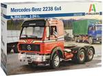Mercedes-Benz 2238 6x4 1:24