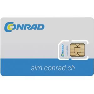 Conrad Flat 10 Sim Karte 30 Tage Unlimitiert Internet Carte Prepayee Sans Abonnement Conrad Electronic Suisse