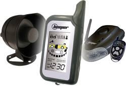 Système d'alarme auto Beeper XR9 gris-noir