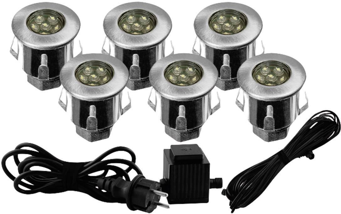 Spot LED Extérieur Encastrable LED Intégrée Lumihome DEC/KIT6 ET