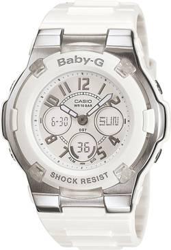 Montre-bracelet analogique Casio BGA-110-7BER acier
