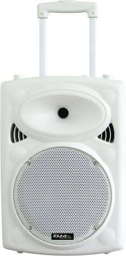 Enceinte mobile Ibiza Sound PORT15VHF-BT-WH