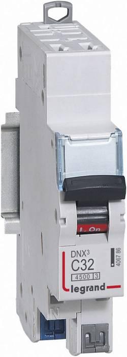 Disjoncteur Legrand DNX3 C32 LEG 406786 32 A Automatique