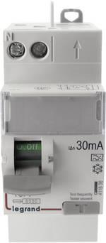 Interrupteur différentiel Legrand LEG 411638 Taille du fusible=2 40 A Type=A Vis/Auto