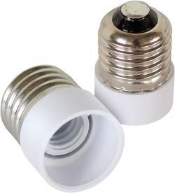 Adaptateur pour douille d'ampoule E27 206865 230 V 100 W 2 pc(s)
