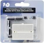 Carte de prototypage avec mini carte enfichable pour Arduino® UNO
