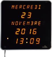 Horloges murales | Conrad.fr