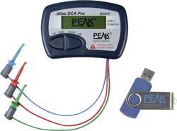 Testeur de composants semi-conducteurs numérique Peak Electronic DCA75