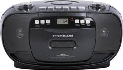 Radio-CD, Radio-cassette Thomson RK200CD fonction enregistrement