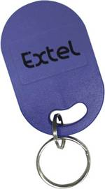 Extel BADGE ACCESS Interphone Transpondeur 2 pièc