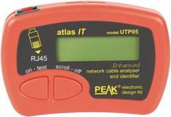 Analyseur/Identificateur de câble réseau Peak Electronic UTP05