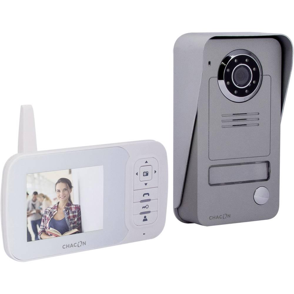Chacon 34817 Interphone vidéo IP radio Set complet - Vente et ...