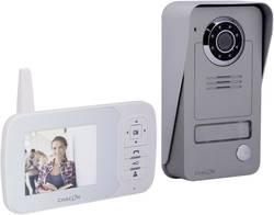 Chacon 34817 Interphone vidéo IP radio Set complet