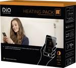 Pack chauffage électrique connecté (avec fil pilote)