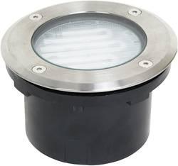 Spot extérieur encastrable GX53 ECO-Light Berlin 2 7010 A ESL 9 W acier inoxydable