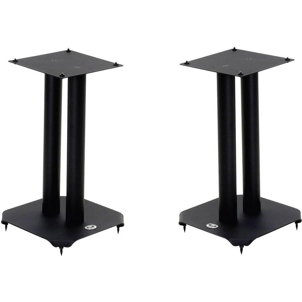 pied pour haut parleur b tech 5069 rigide noir 1 paire sur le site internet conrad 1000290. Black Bedroom Furniture Sets. Home Design Ideas