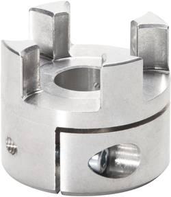 Moyeu d'accouplement à griffes TRASCO-ES SIT GESM07F03 sans jeu Longueur de perçage 7 mm Ø extérieur 14 mm 1 pièce