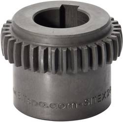 Moyeu d'accouplement denté SITEX SIT GDN028F15NS acier Longueur de perçage 40 mm Ø extérieur 43 mm 1 pc(s)