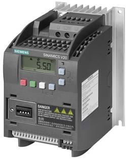 Convertisseur de fréquence Siemens FSA 6SL3210-5BE17-5CV0 0.75 kW triphasé 400 V 1 pc(s)