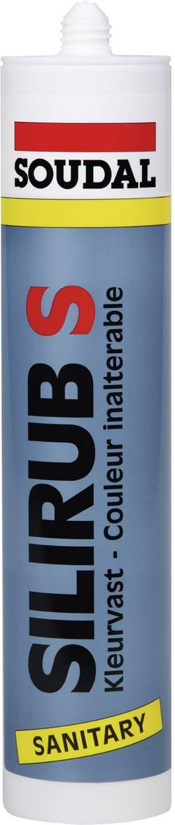 Soudal 9531 310 ml Couleur blanc