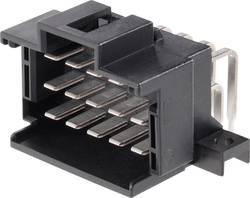 Boîtier mâle (platine) série J-P-T mâle, coudé 21 pôles TE Connectivity 9-966140-6 Pas: 3.50 mm 1 pc(s)