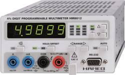 Multimètre de table numérique Rohde & Schwarz HM8012 CAT II 600 V Affichage (nombre de points):50000