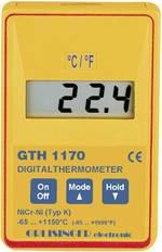 Thermomètre de précision rapide GTH 1170 Greisinger