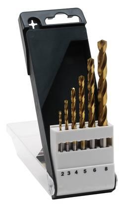HSS Set de forets pour le métal 6 pièces Bosch Accessories