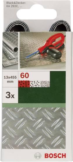 Bande abrasive Bosch Accessories 2609256240 Grain 40 (L x l) 455 mm x 13 mm 3 pc(s)