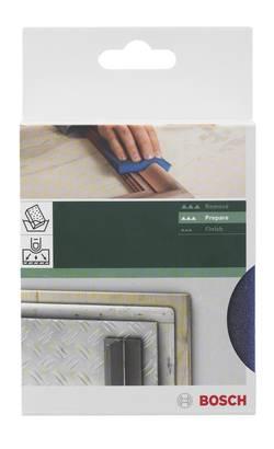 Eponge abrasive pour arrondis Bosch Accessories 2609256349