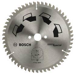 Lame de scie circulaire SPECIAL Bosch Accessories 2609256891 Diamètre: 190 mm Nombre de dents (par pouce): 54