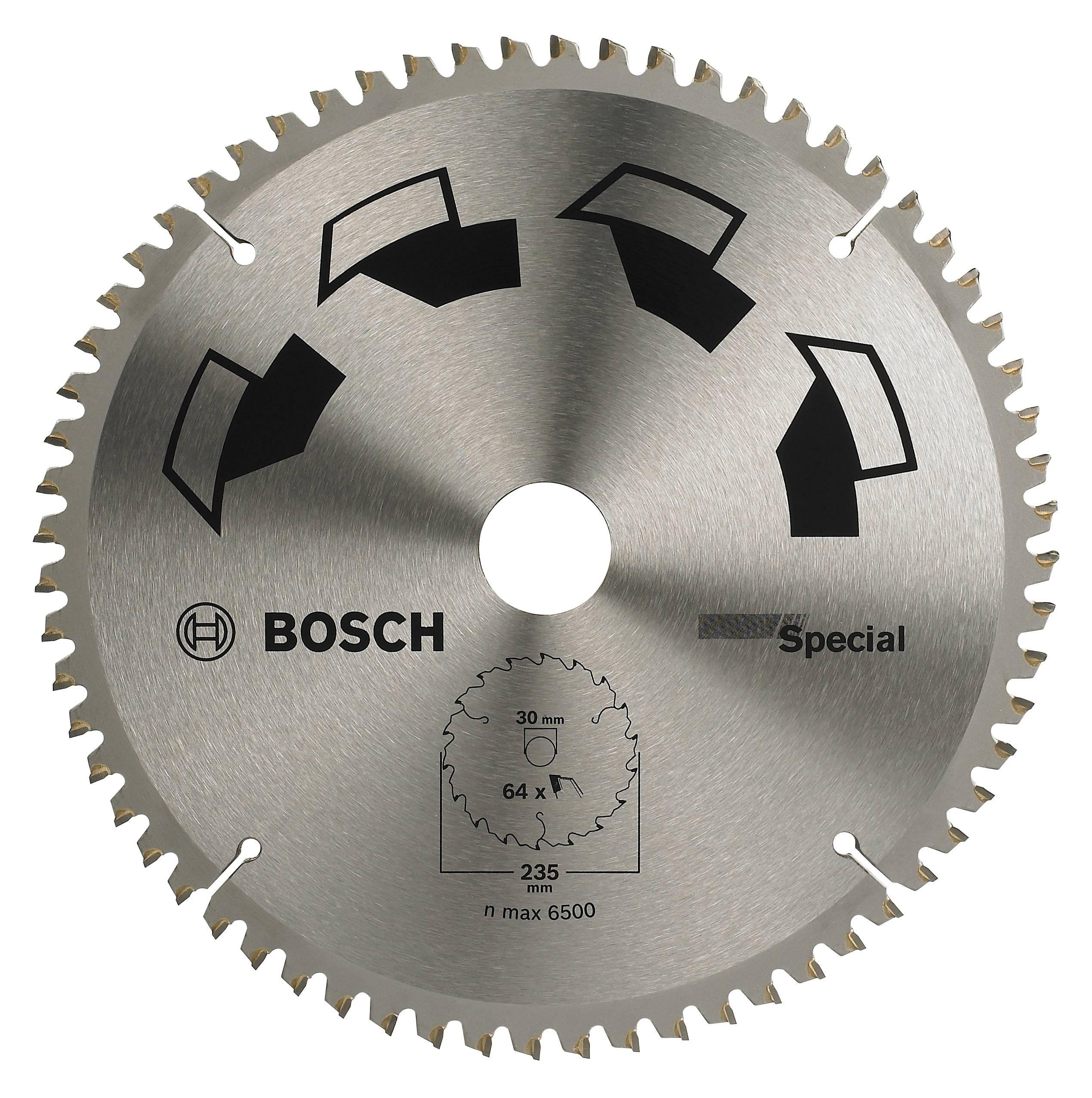 64 230 x 30 x 2,8 mm Cercle de scie Expert for Aluminium