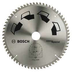 Lame de scie circulaire SPECIAL Bosch Accessories 2609256895 Diamètre: 235 mm Nombre de dents (par pouce): 64