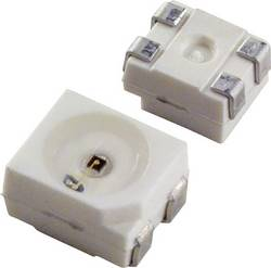 LED CMS PLCC4 OSRAM LW E6SG-AABA-JKPL-1-Z blanc 1680 mcd 120 ° 30 mA 3.3 V 1 pc(s)