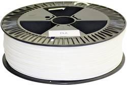 Filament German RepRap 100274 plastique PLA 3 mm blanc 2.1 kg