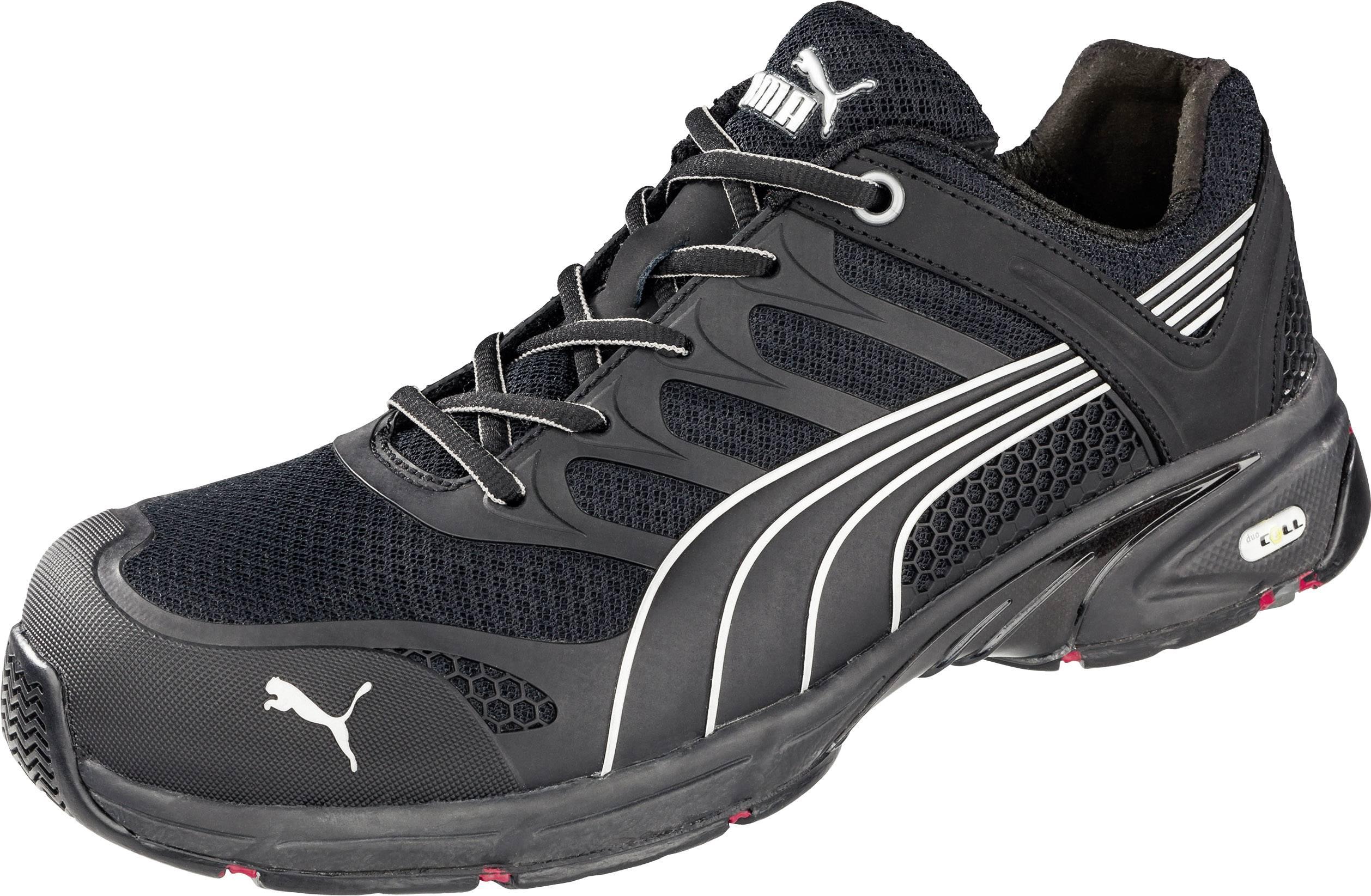 S1p Chaussures Puma 642580 Black Hro 1 Basses Sécurité Taille40 Safety Sra Motion Noir De Low Paire Coloris Fuse EH9DIW2