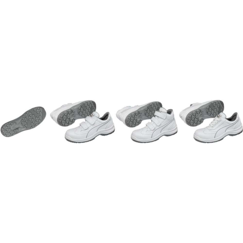 66bbc226271757 PUMA Safety Absolute Mid 630182 Chaussures de sécurité S2 Taille: 44 blanc  1 paire
