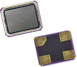 Cristal de quartz 25.0000 MHz Qantek QC2525.0000F12B12M CMS-4 12 pF 2.5 mm 2 mm 0.6 mm 1 pc(s)