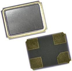 Cristal de quartz 24.576 MHz EuroQuartz 24.576MHz MT/30/30/-40+85/12pF CMS-4 12 pF 3.2 mm 2.5 mm 0.7 mm 1 pc(s)