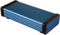 Boîtier universel Hammond Electronics 1455C1201BU aluminium bleu 120 x 54 x 23 1 pc(s)