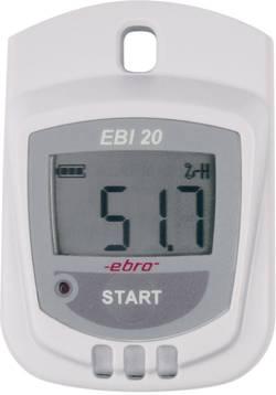 ebro EBI 20-TH1 Enregistreur de données multifonctions Unité de mesure humidité de l'air, température -30 à +70 °C 0 à 1
