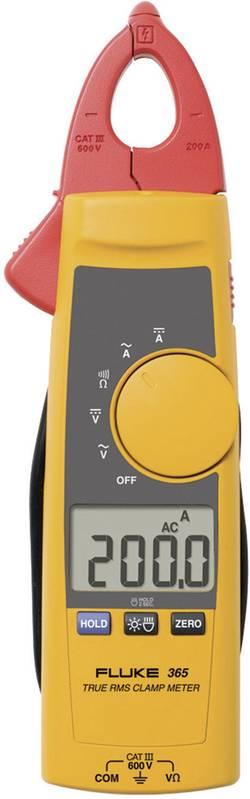 Pince ampèremétrique, Multimètre numérique Fluke 365 CAT III 600 V, CAT IV 300 V Affichage (nombre de points):2000