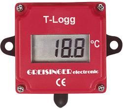 Enregistreur de données de température Etalonné selon ISO Greisinger T-Logg 100 SET 601881